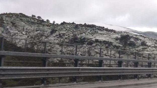 meteo, neve, Sicilia, Meteo