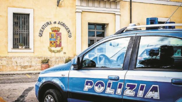 rapine, Alessio Taibbi, Gian Piero Lo Giudice, Agrigento, Cronaca