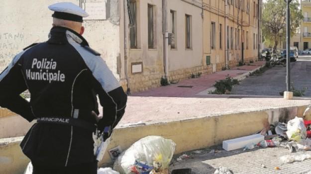 polizia municipale, Peppe La Porta, Trapani, Politica