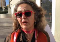 Popolare di Bari, la storia di Giovanna Scialdone: «Ho perso 500 mila euro. Passo la notte davanti al tribunale» L'intervista di Michelangelo Borrillo - Corriere Tv