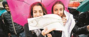 Sardine in piazza con un flashmob, appuntamenti anche in Sicilia: le tappe