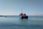 La Sea Watch 3 nel pomeriggio ad Augusta: a bordo 363 migranti