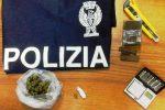 Droga a Niscemi, un arresto e due denunce