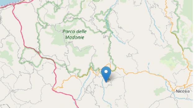 madonie, terremoto, Palermo, Cronaca