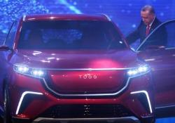 Turchia, ecco «Togg»: sarà l'auto elettrica di Stato E' stata interamente progettata e prodotta in Turchia - Ansa