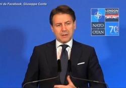 Vertice Nato, Conte: «Da Usa non ci aspettiamo dazi contro nostre imprese» Il premier a Londra per i 70 anni dell'Alleanza - Ansa