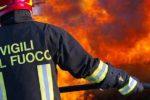 Incendio in un appartamento a Lentini, muore anziano di 91 anni