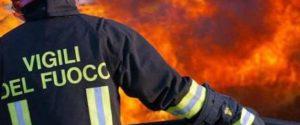 Incendio sulla A29 tra Salemi e Gallitello, traffico bloccato in direzione Palermo