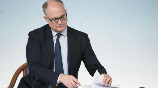 Roberto Gualtieri, Sicilia, Politica
