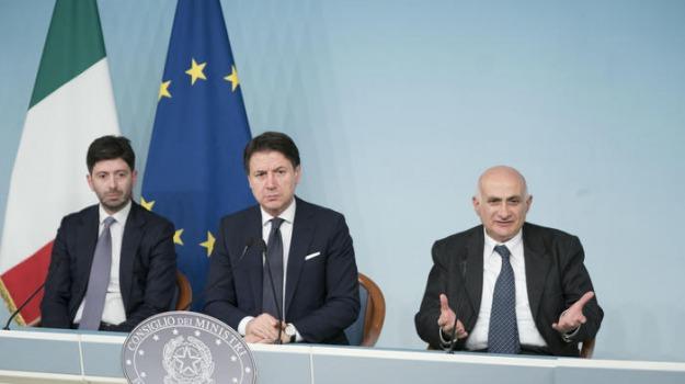 Dpcm, Sicilia, Politica