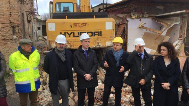 infrastrutture, Marco Falcone, Messina, Politica