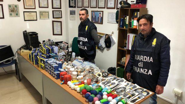 carini, contraffazione, Palermo, Cronaca