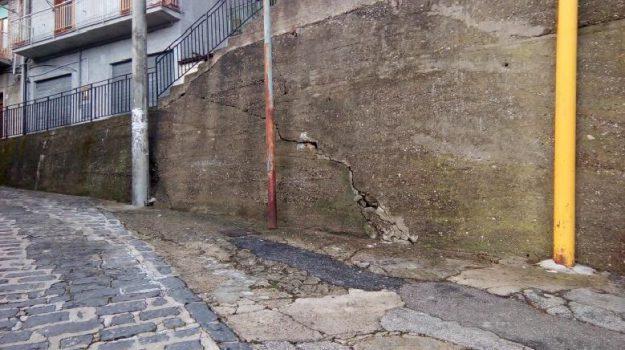 frane, Messina, Cronaca