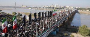 Uccisione di Soleimani, decine di migliaia di persone ai funerali in Iran
