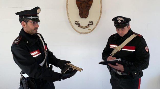 armi, carabinieri, Palermo, Cronaca