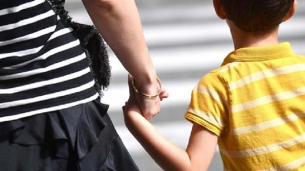 bambini, genitori, Viminale, Sicilia, Cronaca