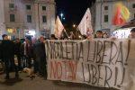 """Messina, la rete """"No ponte"""" in piazza per la scarcerazione di Nicoletta Dosio"""