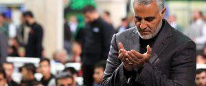 Il generale iraniano Qassem Soleimani, ucciso nel raid americano