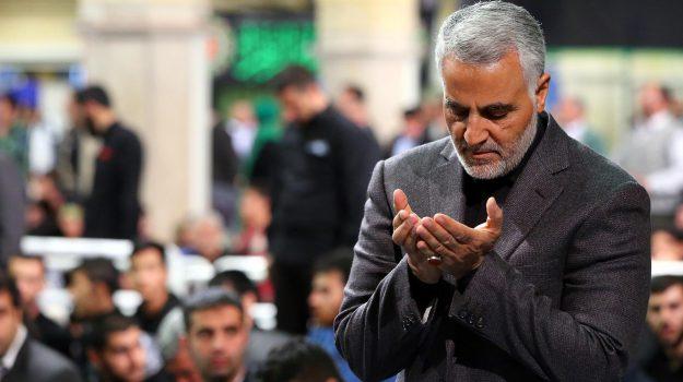 Iran, USA, Donald Trump, Qassem Soleimani, Sicilia, Mondo