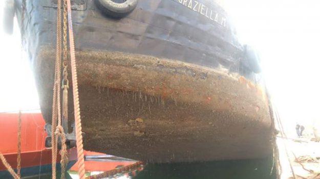 nave graziella, Palermo, Cronaca
