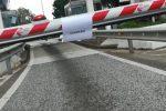 Sciopero dei lavoratori del Consorzio Autostrade in Sicilia