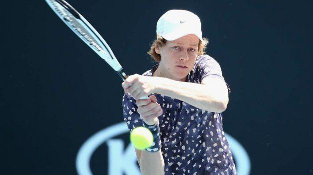 Tennis, Jannik Sinner, Sicilia, Sport