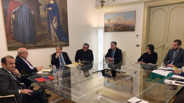 Maltempo, Messina, Politica