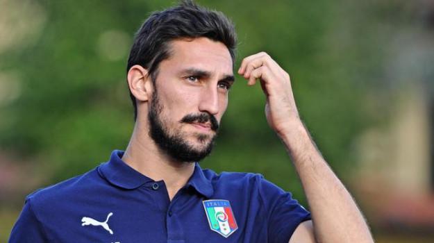 Davide Astori, Sicilia, Calcio