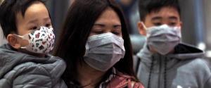 Mascherine per difendersi dal virus