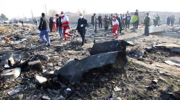aereo, Incidenti, Iran, Sicilia, Mondo