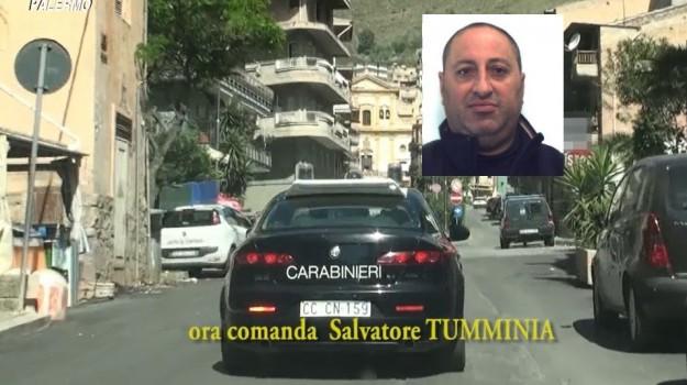 mafia, Salvatore Francesco Tumminia, Palermo, Cronaca