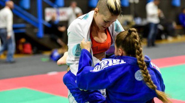 Jiu Jitsu, Bianca Rosca, Palermo, Sport