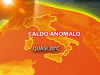Inverno anomalo, piogge assenti da più di un mese: in Sicilia si sfiorano i 18 gradi