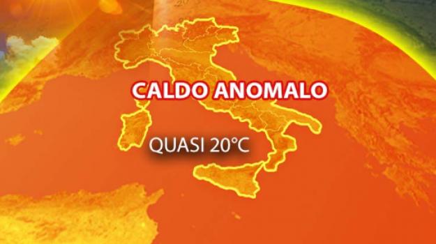 inverno, meteo, Sicilia, Meteo