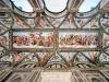 Raffaello 2020: a Villa Farnesina il rapporto con lantico