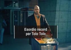 Checco Zalone batte se stesso: sordio record per «Tolo Tolo» Il comico alla sua prima esperienza da regista  - Ansa