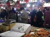 Il mercato del pesce di Wuhan, focolaio dellepidemia del coronavirus (fonte: China News Service)