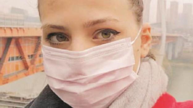 Chiara Cravotta, CINA, Dalila Adragna, Laura Turdo, virus, Sicilia, Mondo
