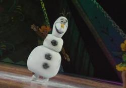 «Disney on Ice: Frozen», il regno di ghiaccio approda in Italia A Roma e a Milano lo spettacolo sui pattini  tratto dal celebre film Disney - Corriere Tv