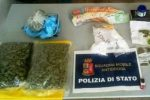 Siracusa, armi e droga in via Algeri: scattano due arresti e una denuncia