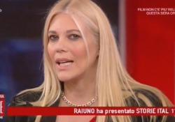 Eleonora Daniele incinta, l'annuncio in diretta tv: «Aspetto una bambina» La conduttrice ha raccontato della propria gravidanza nello studio di «Storie Italiane» su Rai Uno - Corriere Tv