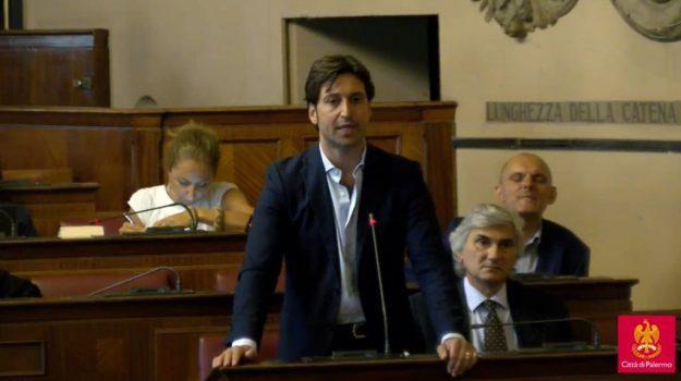 acqua, bollette, Fabrizio Ferrandelli, Palermo, Politica