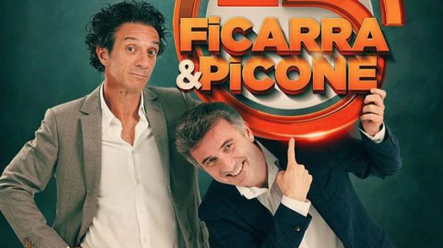 Ficarra e Picone, nuovo show in teatro per i 25 anni di carriera: tappa a Palermo e Taormina
