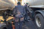 Sequestrati 30mila litri di gasolio, 4 arresti e 1 denuncia a Catania
