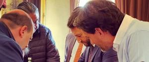 """Cancelleri ad Agrigento: """"In Sicilia viabilità vergognosa"""""""