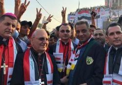 Il cardinale di Bagdad: «Il nuovo Iraq nascerà dalle speranze dei giovani» L'intervista a Louis Raphaël I Sako sulla situazione attuale del suo Paese e quella dei cristiani - Corriere Tv