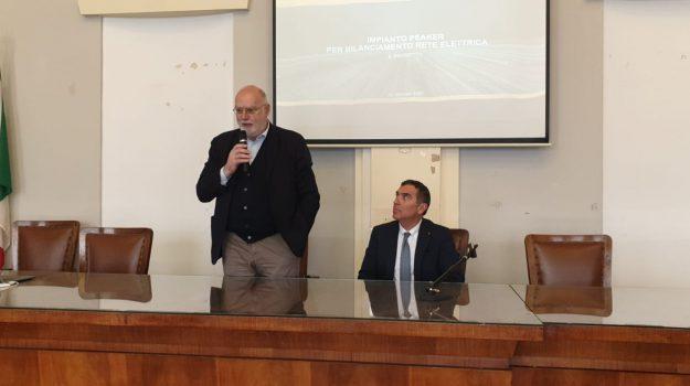 energia elettrica, Messina, Economia