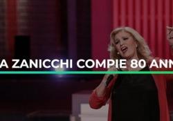 Iva Zanicchi compie 80 anni: tutta la carriera, dal palco di Sanremo all'Europarlamento La carriera, da Sanremo alla politica - Ansa