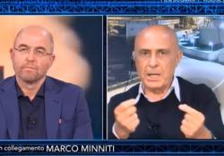 Libia, Minniti: «Io mediatore? Per me sarebbe un onore» L'ex ministro dell'Interno nel corso della puntata de «Le Parole della Settimana» in onda su Rai 3: «Importante che ci sia un inviato speciale per l'Europa» - Ansa