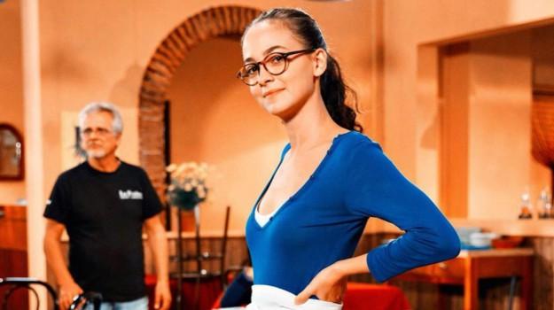 tv, Maria Maurigi, Palermo, Cultura